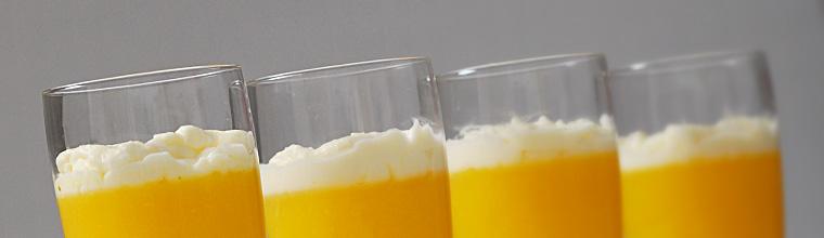 Sinaasappeltoetje met mascarpone en chocola recept bakmuts