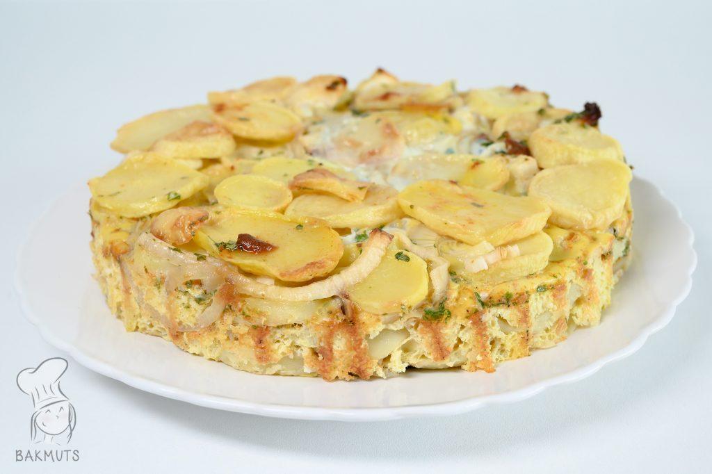 Spaanse tortilla recept van Bakmuts
