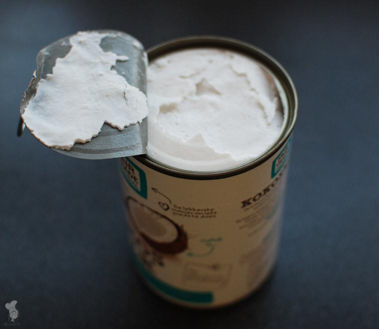 Vegan mousse van chocola en kokosroom recept bakmuts