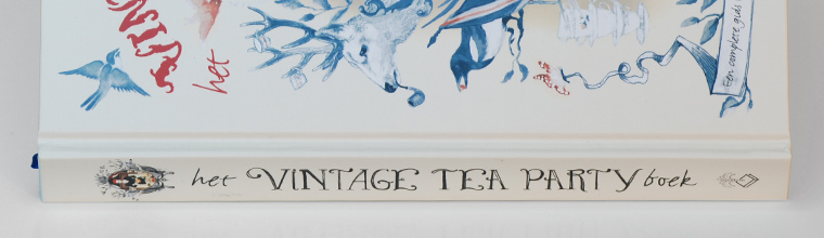 header_Vintage Tea Party