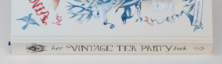 header_Vintage Tea Party