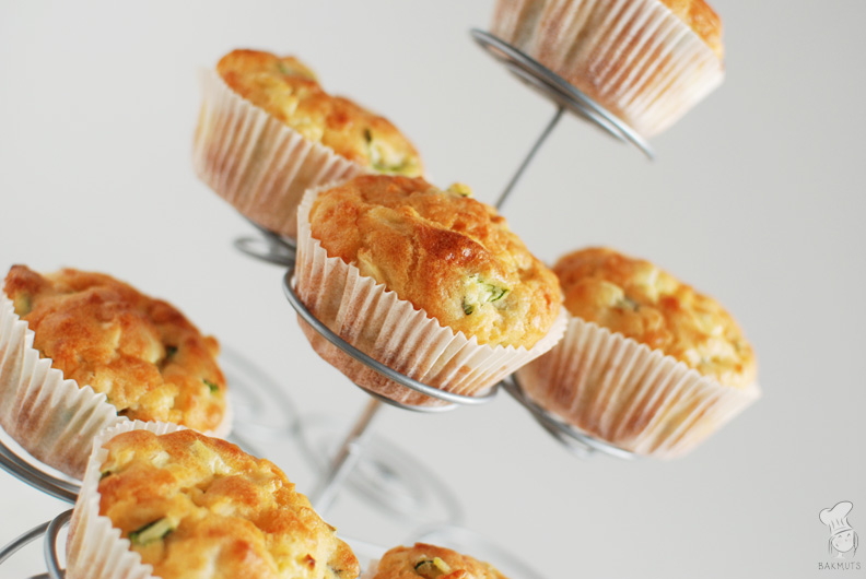 Courgette-kaasmuffins 2