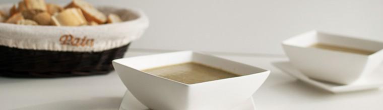 Soep van broccoli en aardappel recept bakmuts