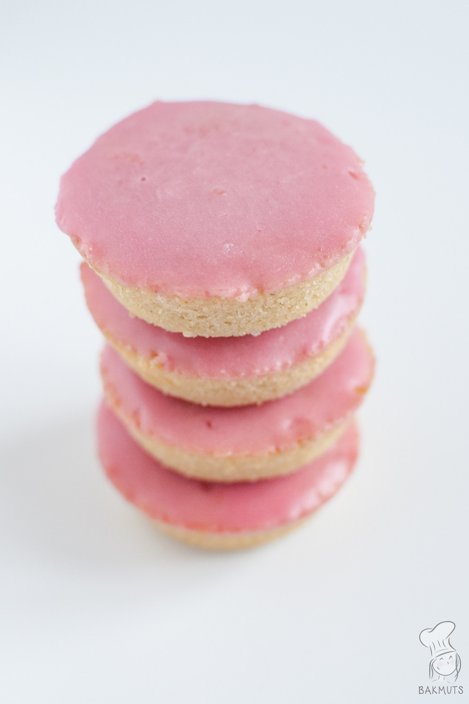 recept roze koeken bakmuts