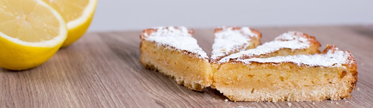 citroenrepen of lemon bars recept bakmuts