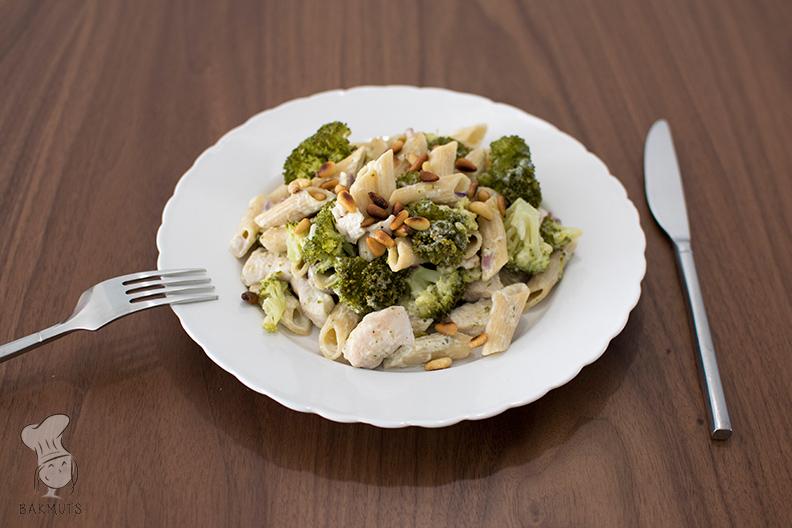 pasta-met-broccoli-en-romige-kruidensaus-2
