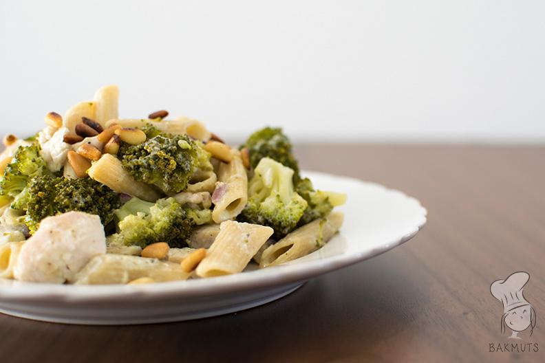 pasta-met-broccoli-en-romige-kruidensaus-4