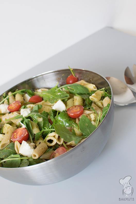 pastasalade-caprese
