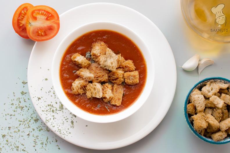recept snelle tomatensoep bakmuts