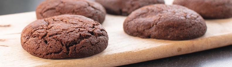 De lekkerste chocoladekoekjes recept van Bakmuts.