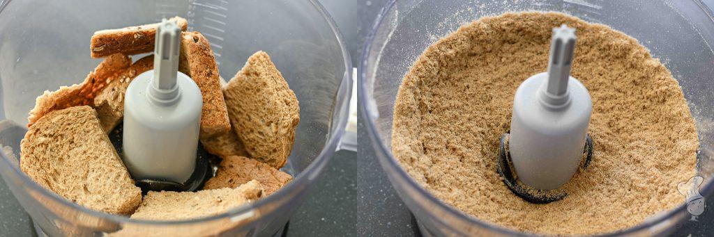 Paneermeel van oud brood recept van Bakmuts
