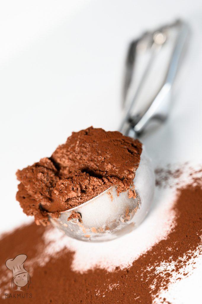 Chocoladeijs recept van Bakmuts