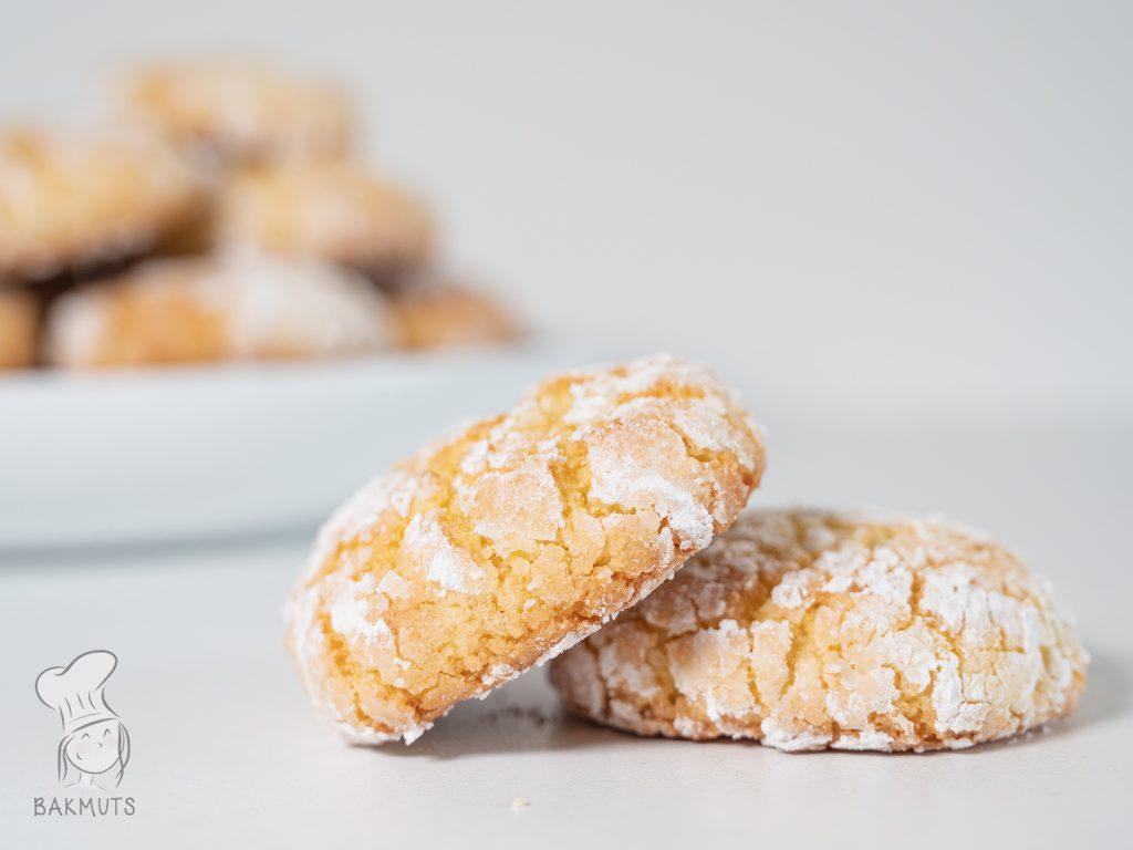 Marokkaanse kokoskoekjes of ghriba recept van Bakmuts