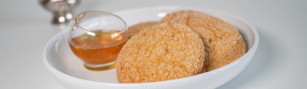 Mini harcha uit de oven recept van Bakmuts