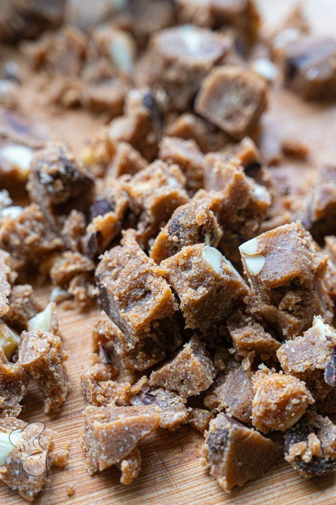 Cookie dough ijs zonder ijsmachine recept van Bakmuts