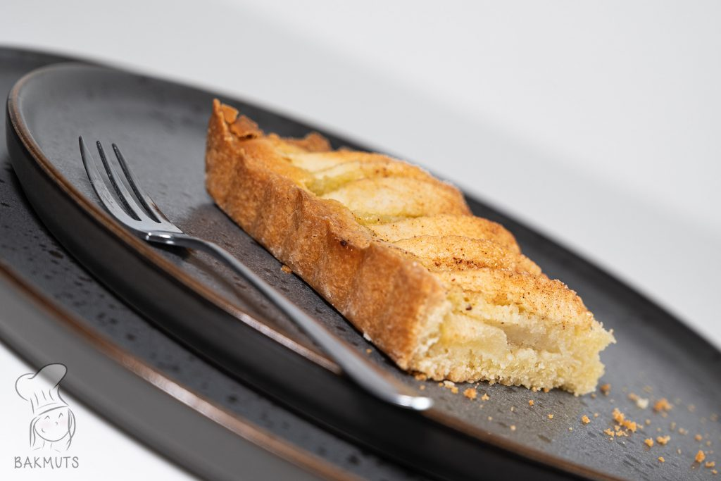 Appeltaart met frangipane recept van Bakmuts