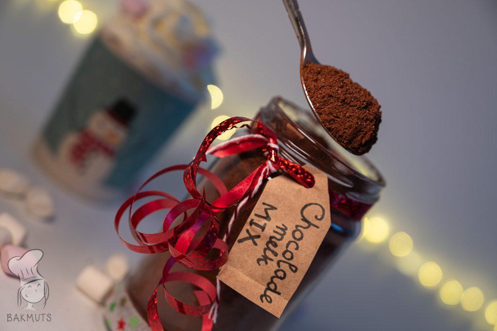 Zelfgemaakte chocolademelkmix recept van Bakmuts