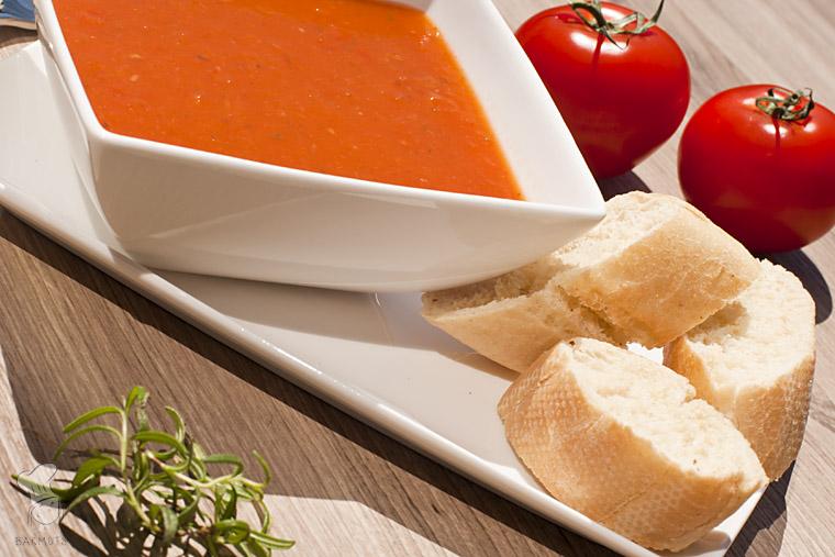 Tomatensoep recept bakmuts