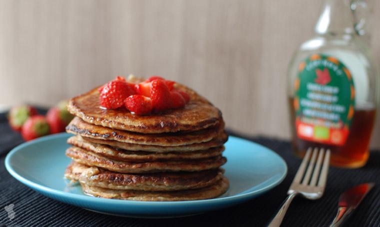 American pancakes recept bakmuts