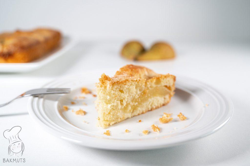Recept voor perencake van Bakmuts