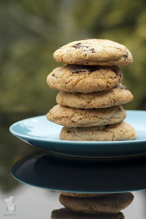 Chocolate chip cookies recept bakmuts