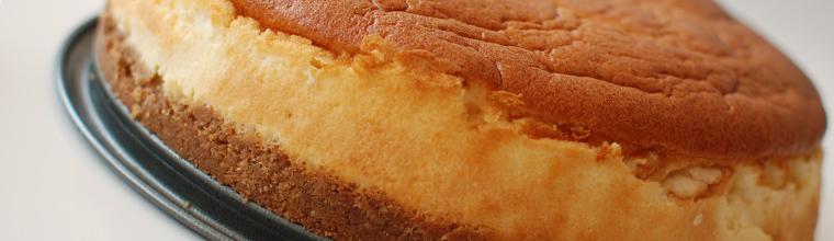 New York cheesecake met aardbeienjam recept bakmuts