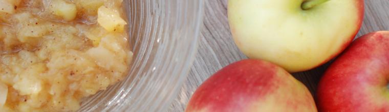 Appelmoes recept bakmuts