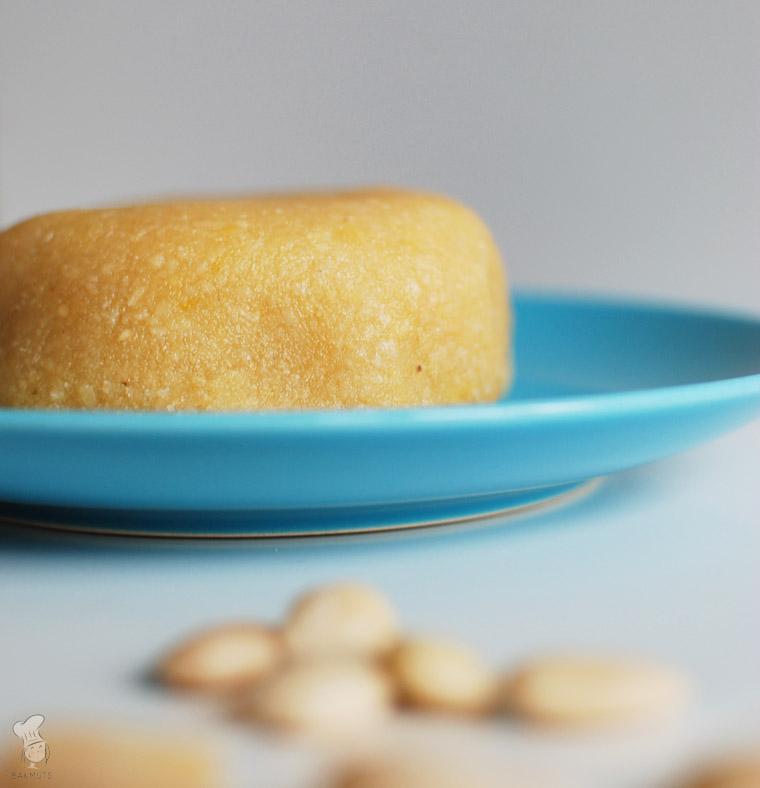 Zelfgemaakt amandelspijs recept bakmuts