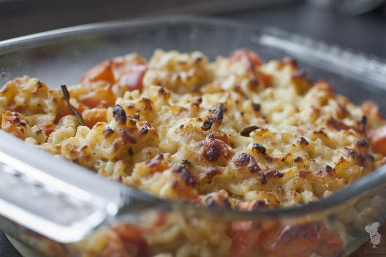 Mac and cheese macaroni en kaas recept bakmuts