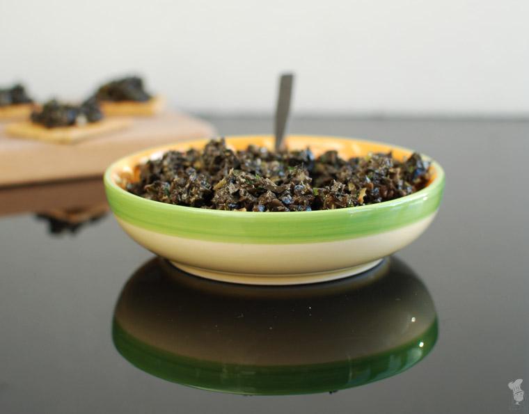 Tapenade met olijven recept bakmuts