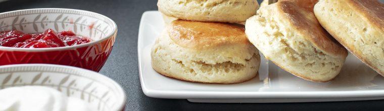recept scones bakmuts