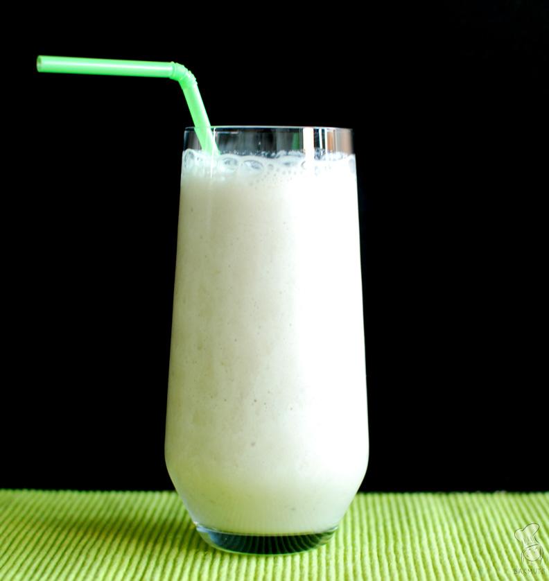 Bananenmilkshake 1
