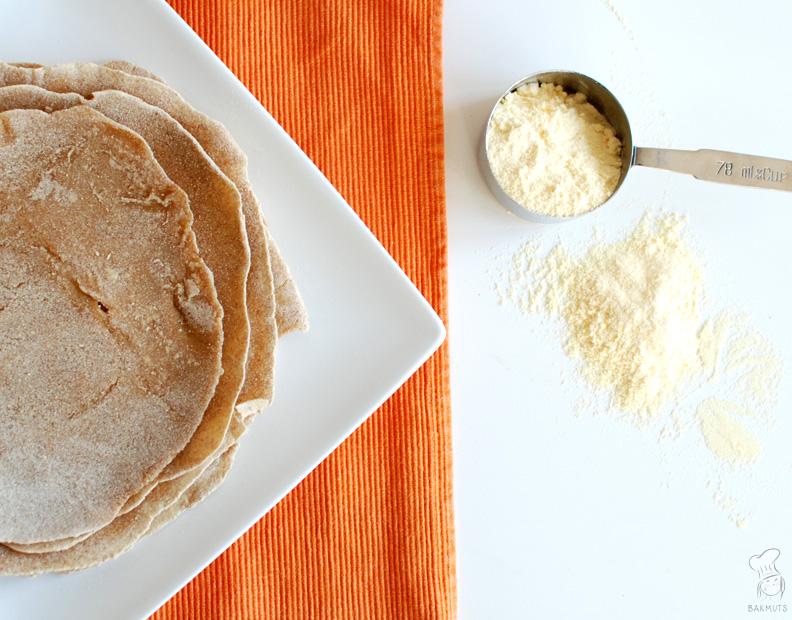 Mexicaanse tortillas 2
