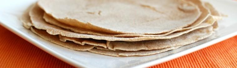mexicaanse tortilla's recept bakmuts
