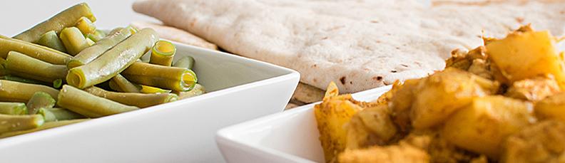 Roti met kip recept bakmuts