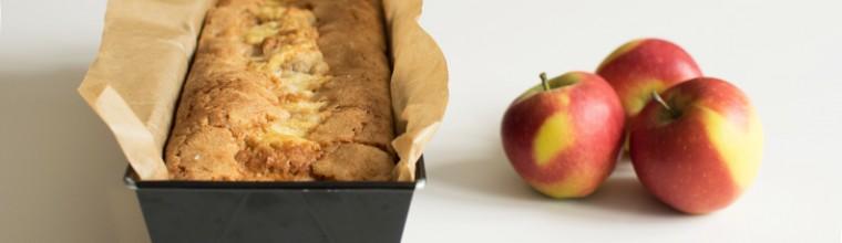 Cake met appel en kaneel recept bakmuts