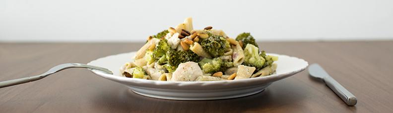 pasta-met-broccoli-en-romige-kruidensaus-1