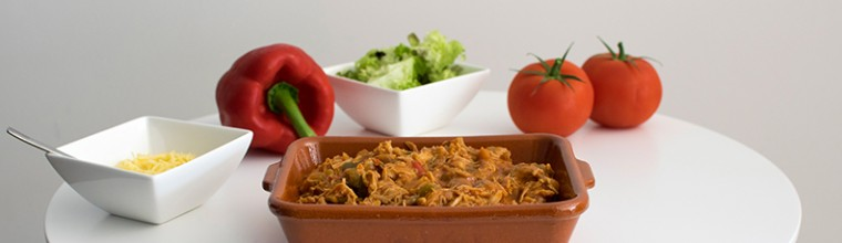 mexicaanse pulled chicken slowcooker recept bakmuts