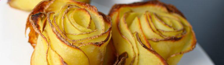 Aardappelroosjes recept bakmuts