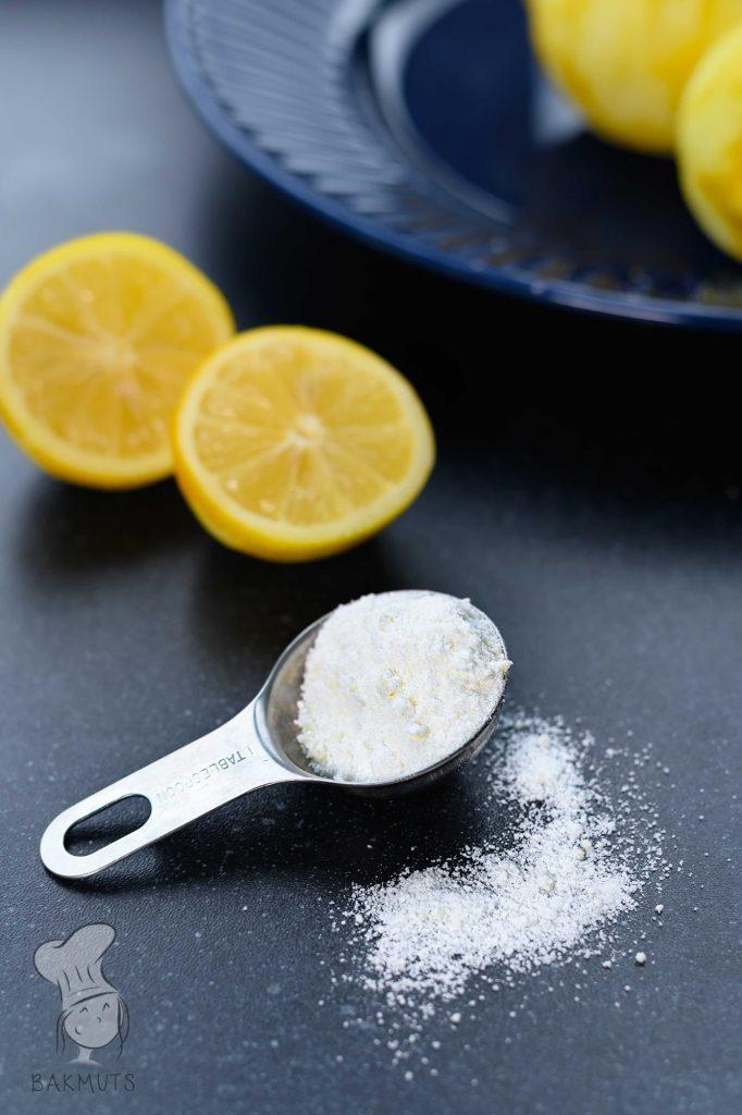 Wat te doen met citroen - citroensuiker maken recept