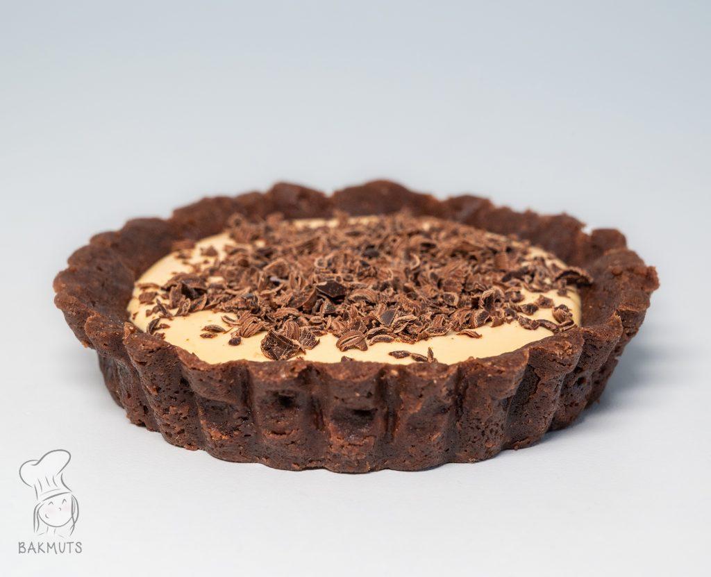 Chocolade-karameltaartjes recept van Bakmuts
