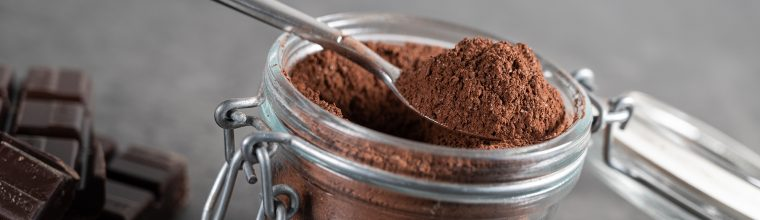 Zelfgemaakte chocolademelkmix - een recept van Bakmuts