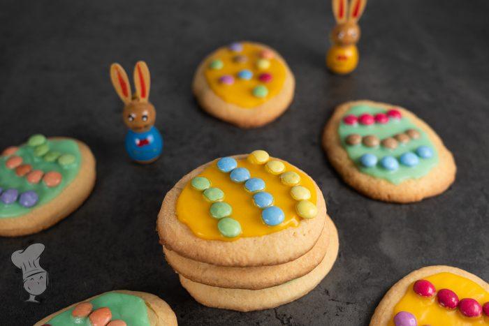Paasei koekjes maak je makkelijk zelf - recept van Bakmuts