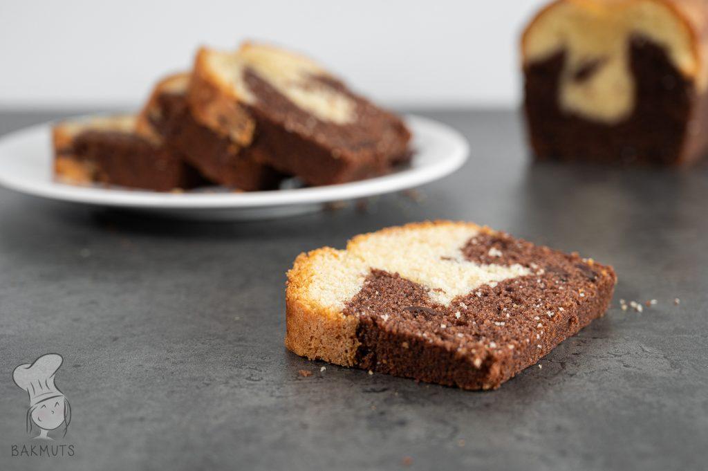 Marmercake met stukjes chocola recept van Bakmuts